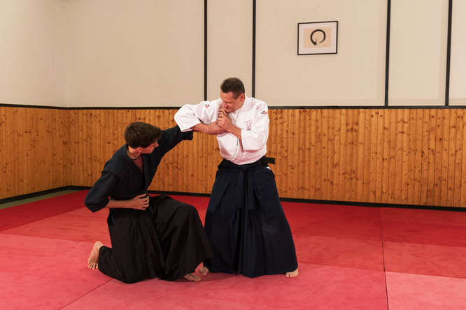 Aikido - Tradition & Moderne